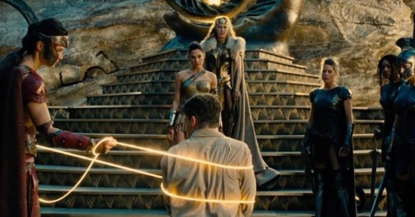 Would Wonder Woman's Lasso of Truth Hold Up in Court?